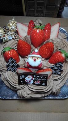 クリスマスケーキその2